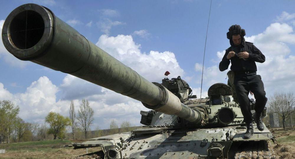 القوات الأوكرانية تعلن عن مقتل عسكري وإصابة ثلاثة آخرين في دونباس