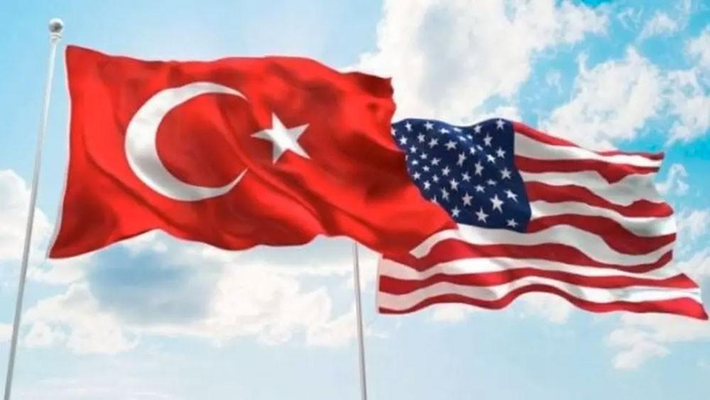 """مباحثات تركية أميركية بواشنطن حول """"القضايا الثنائية"""""""