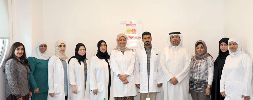 المجلس الاعلى للبيئة ينظم بالتعاون مع وزارة الصحة حملة (احم قلبك)