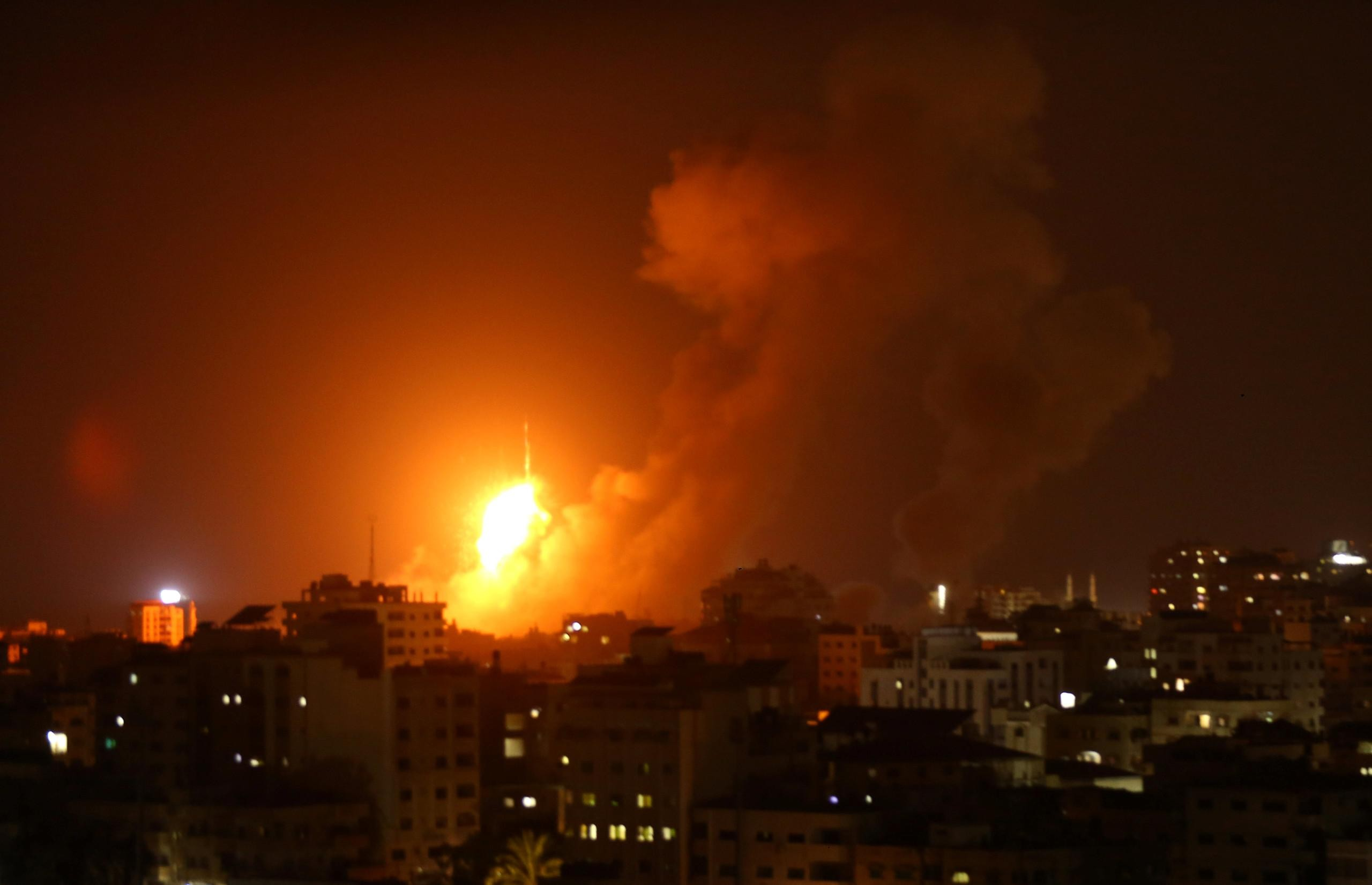 """غزة.. الفصائل تعلن """"انتهاء الجولة الحالية من التصعيد"""