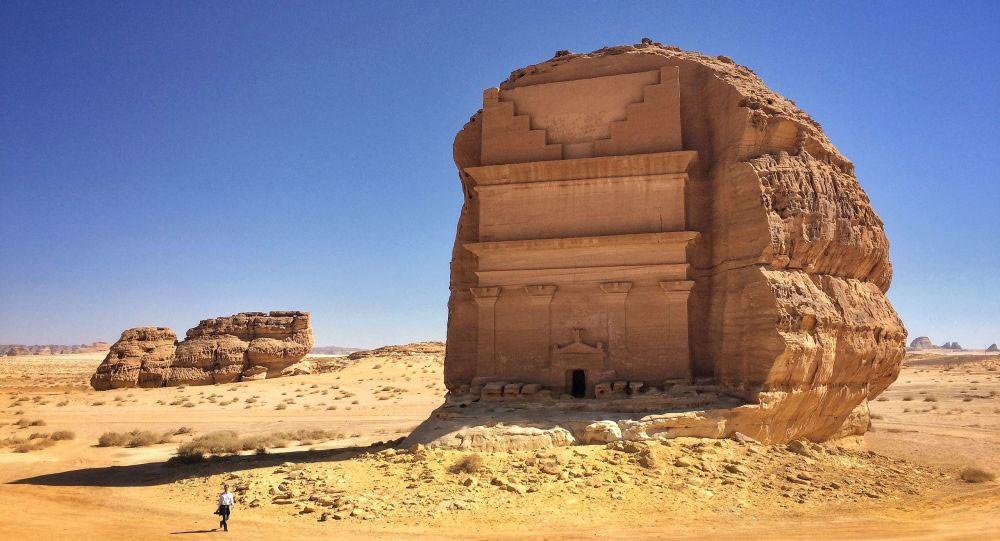 اكتشاف آثار تعود إلى 3 آلاف عام في السعودية