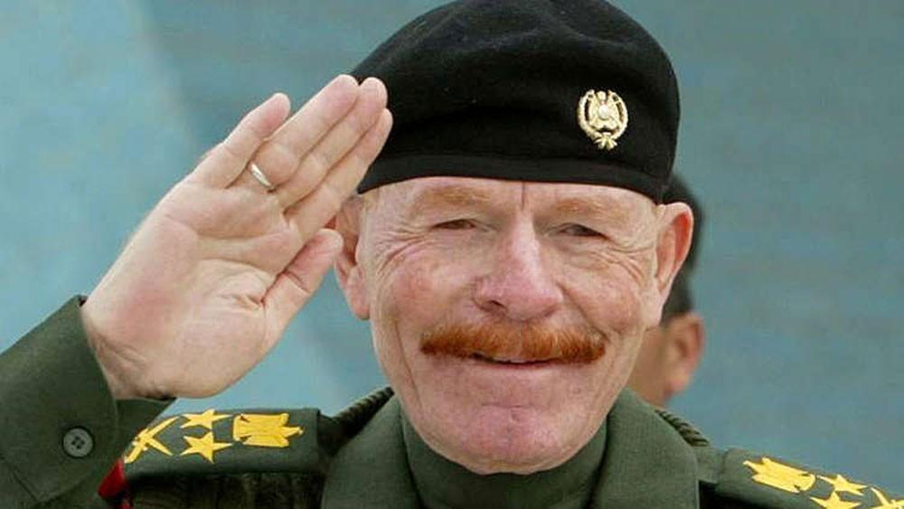 """الدوري يدعو لـ""""انتفاضة طارئة"""" ضد إيران ويعلن موقفه من احتجاجات العراق"""