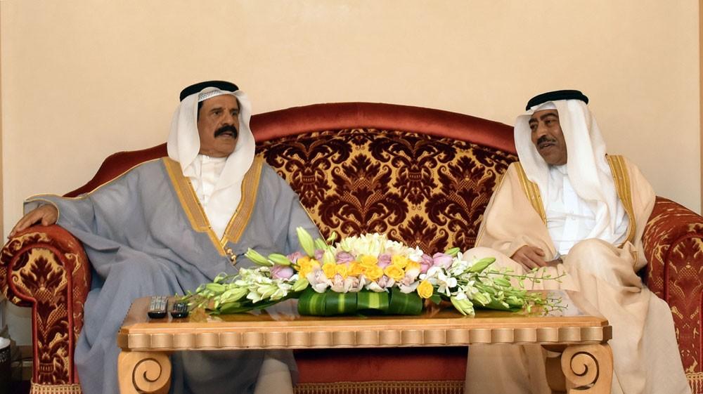 وزير شؤون الدفاع يستقبل مساعد وزير الدفاع بالمملكة العربية السعودية الشقيقة