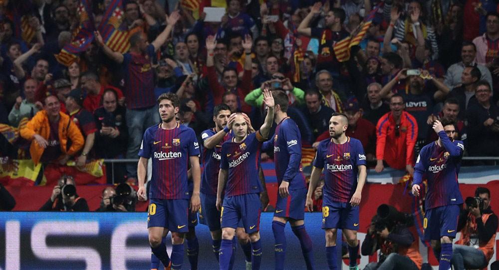 برشلونة بانتظار عرض باريس سان جيرمان لإنعاش خزائنه ببيع نجم