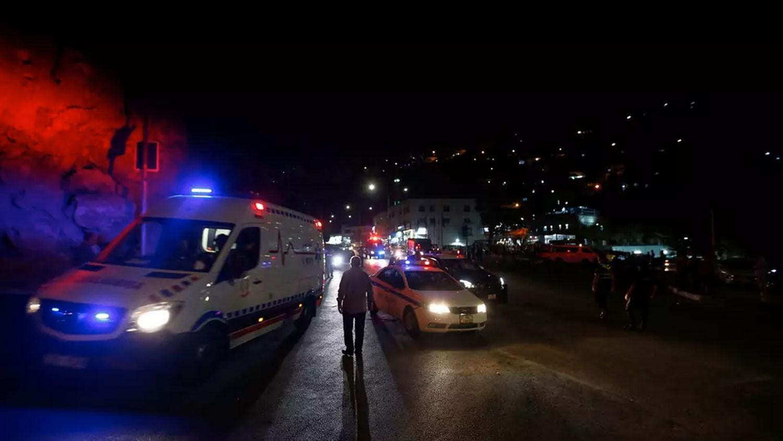 الأردن.. انتشال جثث 3 إرهابيين وضبط أسلحة في السلط