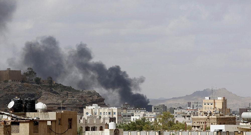 """اليمن... القوات الحكومية تسقط طائرة استطلاع لـ""""أنصار الله"""""""
