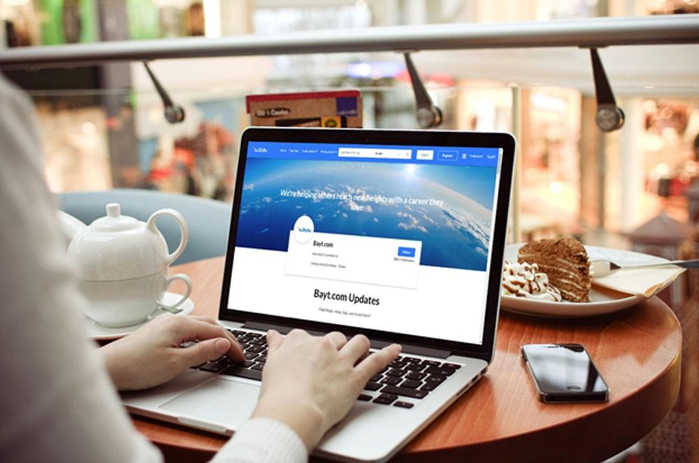 95٪ من الباحثين عن عمل يرغبون في التواصل مع الشركات عبر مواقع التوظيف الإلكترونية