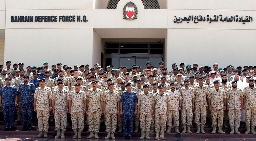 سعادة رئيس هيئة الأركان يستقبل بعثــة الحج التابعة لقوة دفاع البحرين 2018م