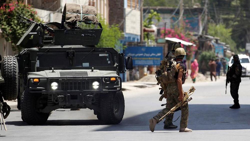 أفغانستان: مقتل 100 رجل أمن في معارك غزنة
