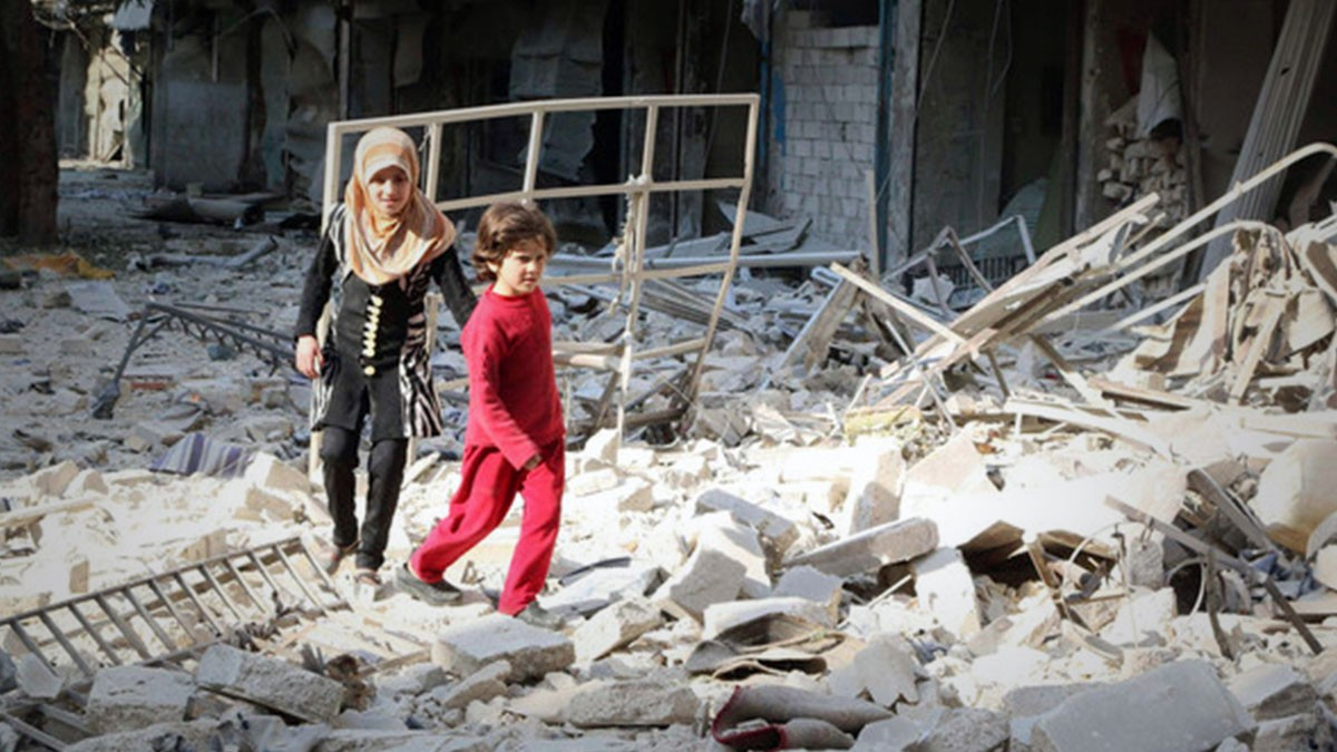 مليون طفل سوري معرضون للخطر في إدلب