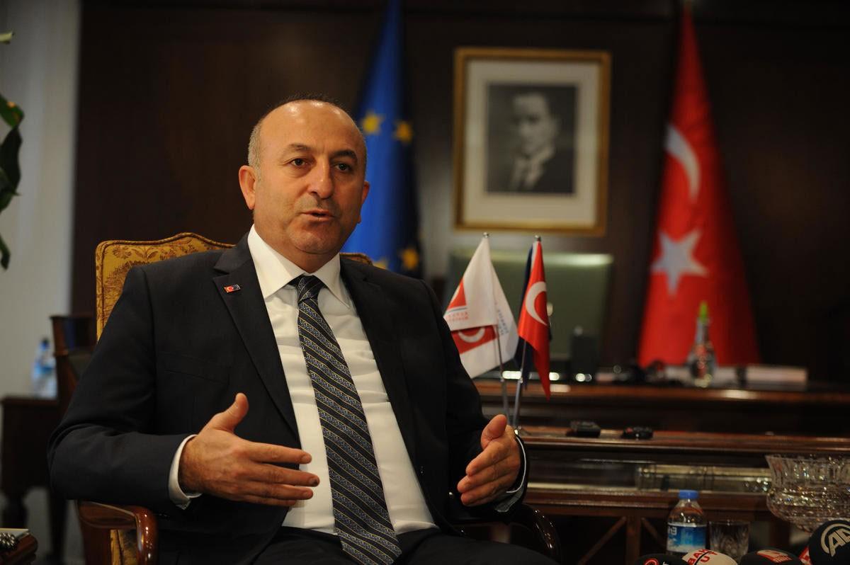 جاويش أوغلو: لا يمكن لأمريكا إخضاع تركيا عبر التهديد