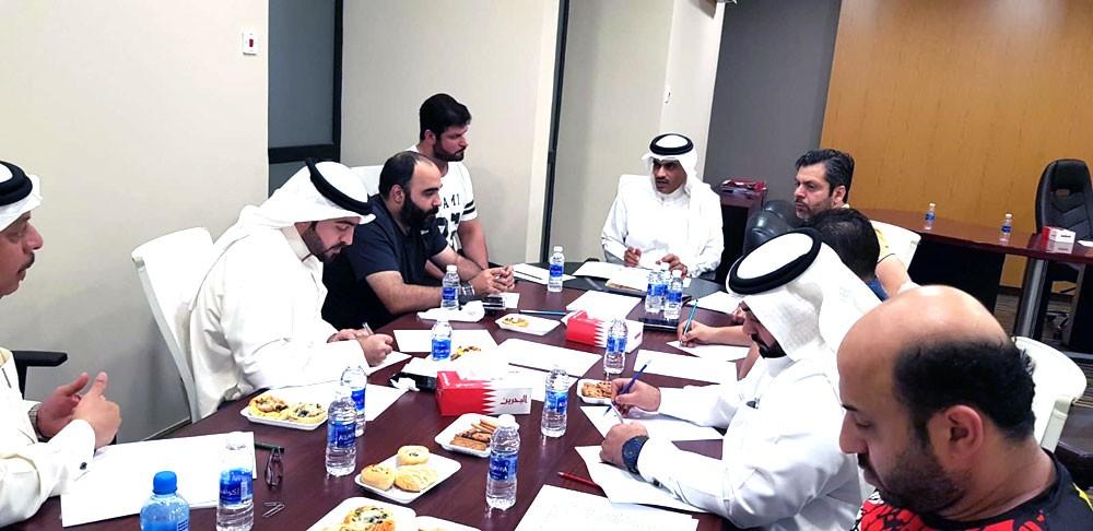 تنفيذية العالمية الخامسة MMA للهواة تعقد اجتماعها الثاني