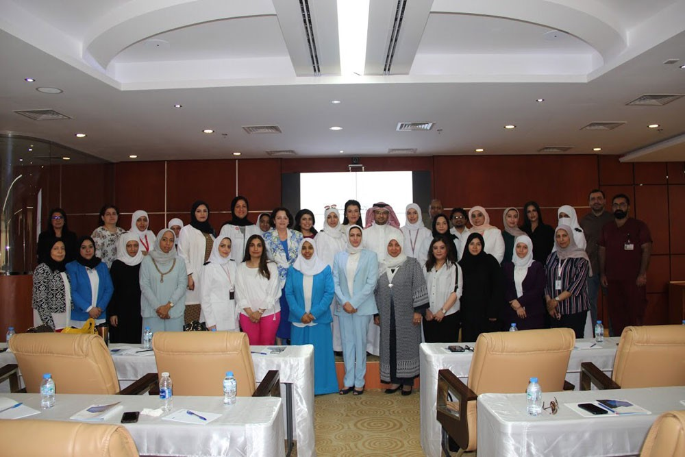 """معهد الدراسات القضائية يختتم برنامج ندوة """"جهود البحرين في مجال مكافحة الاتجار بالأشخاص"""""""