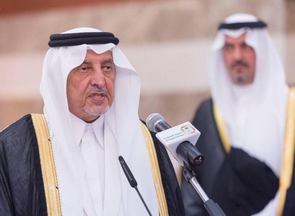 أمير مكة يكشف أرقاماً جديدة حول موسم الحج