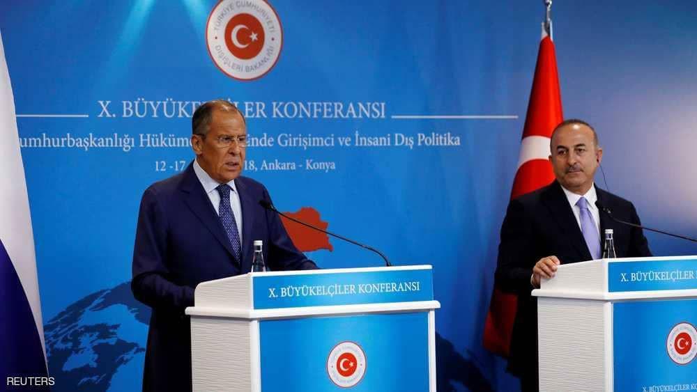 إدلب على طاولة المفاوضات التركية الروسية