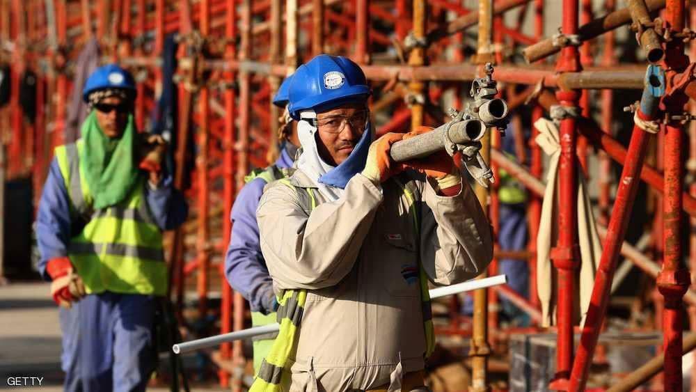 ضحية جديدة لمونديال قطر.. وفاة عامل نيبالي في الوكرة