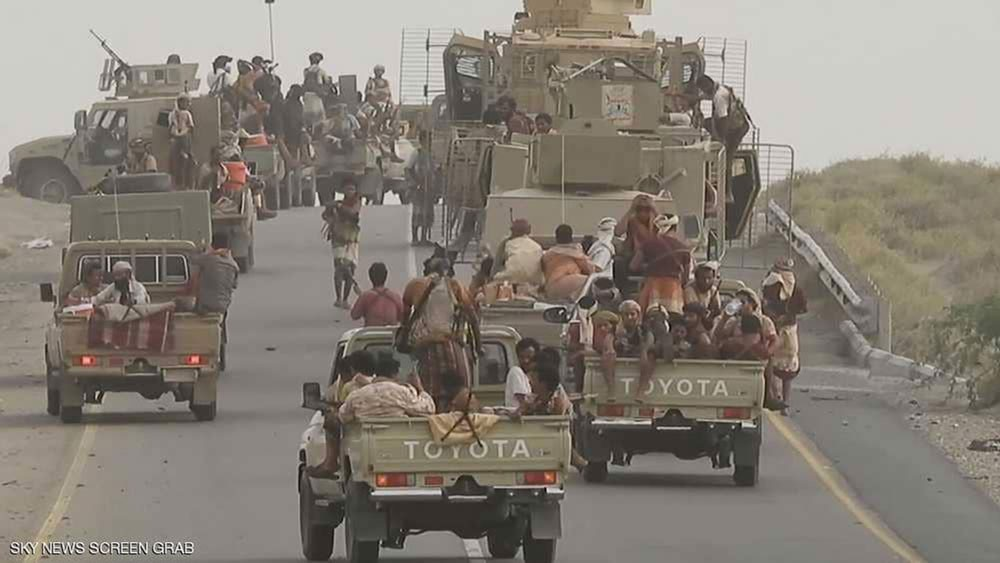 قتلى من الحوثيين بغارات للتحالف في الساحل الغربي