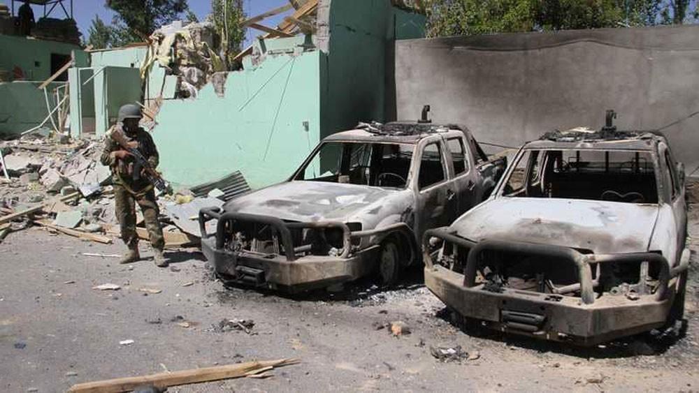 عشرات الضحايا بتفجير انتحاري في كابل