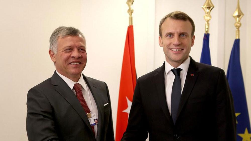 فرنسا تعرض على الأردن مساهمة في أمن الحدود مع سوريا