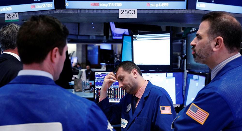 الأسهم الأمريكية تتراجع بفعل هزة العملة التركية