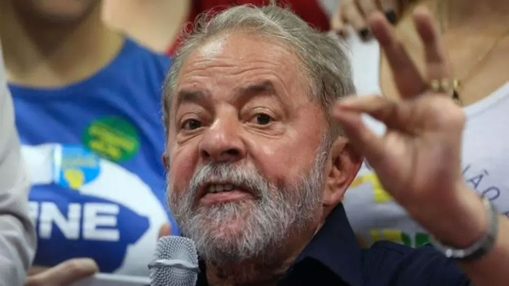 رئيس البرازيل السابق يترشح للرئاسة من السجن