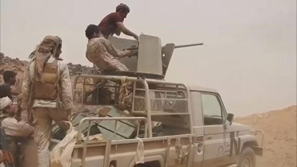 الجيش اليمني يسيطر على مثلث عاهم في محافظة حجة