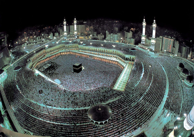 وصول مليون و700 ألف حاج إلى الأراضي المقدسة