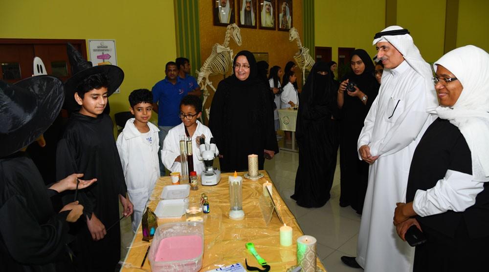 ختام الأنشطة الصيفية في أندية والأطفال والناشئة التابعة لوزارة العمل والتنمية الاجتماعية