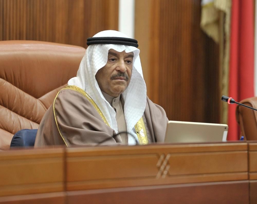 """رئيس الشورى يشيد بالمرسوم الملكي بتشكيل مجلس ادارة """"التأمينات"""""""