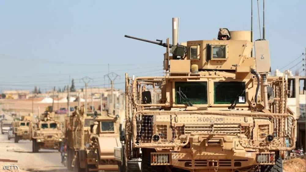 """هجوم """"داعشي"""" لساعات على أكبر قاعدة للتحالف في سوريا"""