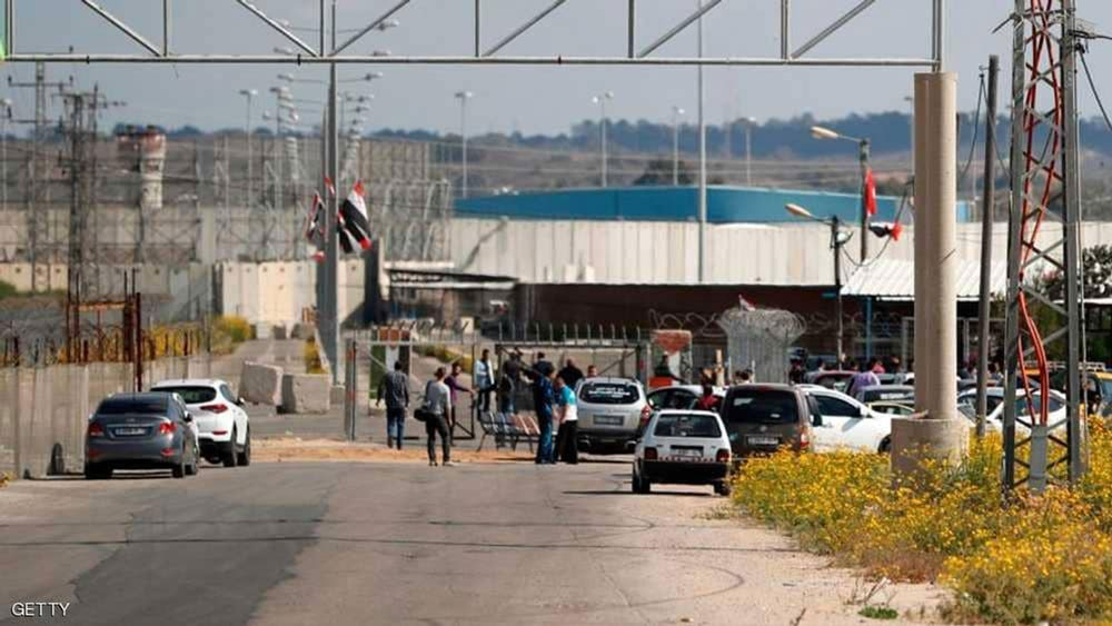 إسرائيل تغلق معبر بيت حانون