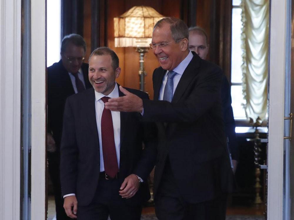 لبنان يؤيد المبادرة الروسية لعودة اللاجئين السوريين