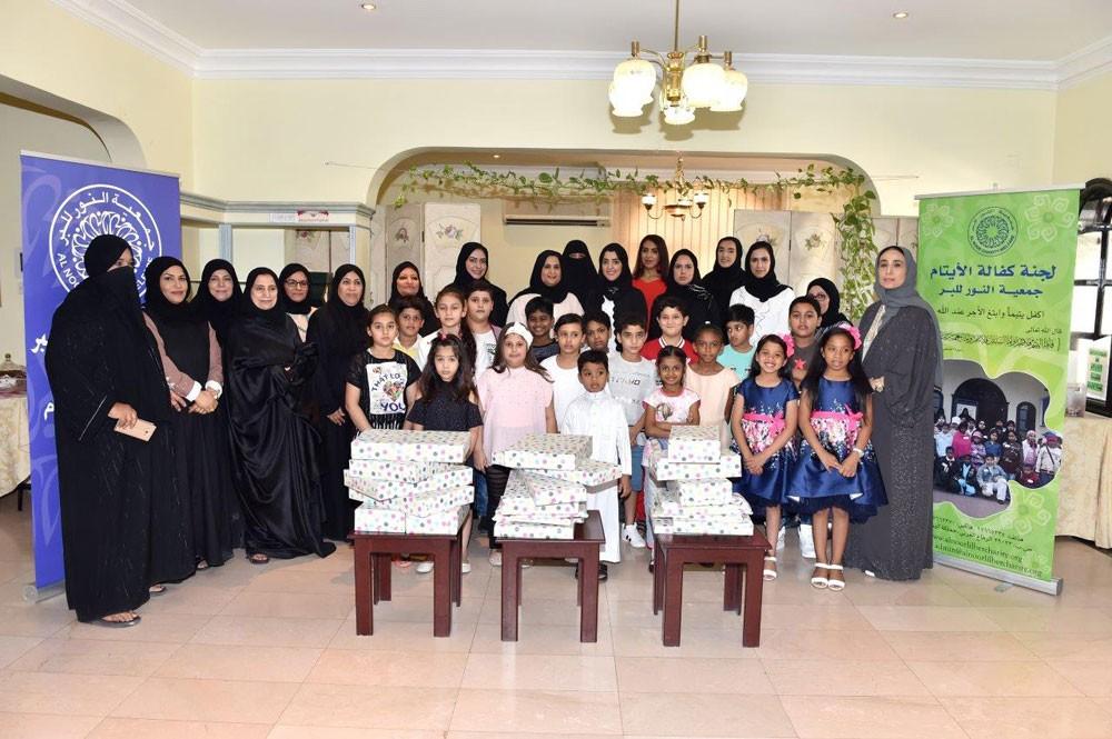 جيبك تُشارك أطفال جمعية النور للبر فرحتهم بعيد الأضحى المبارك