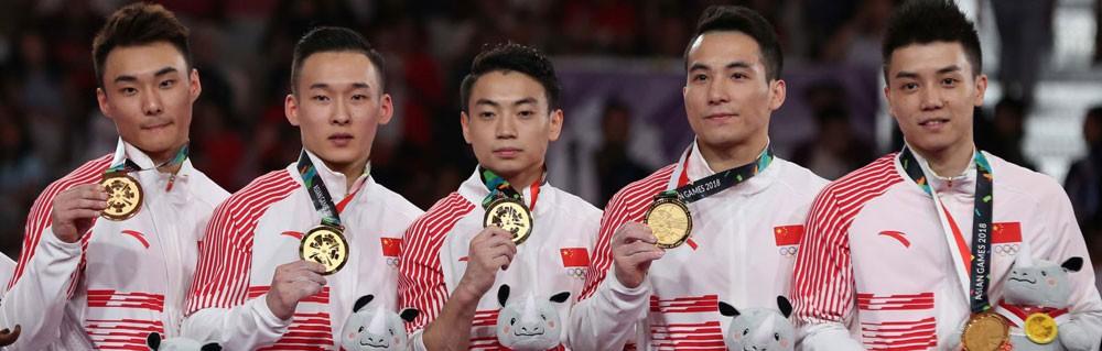 الصين تصل إلى 100 ميدالية في أقل من 5 أيام