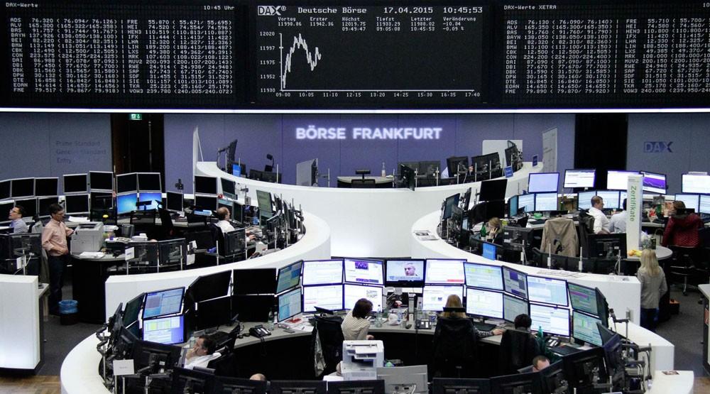 الأسهم الأوروبية تغلق على تراجع
