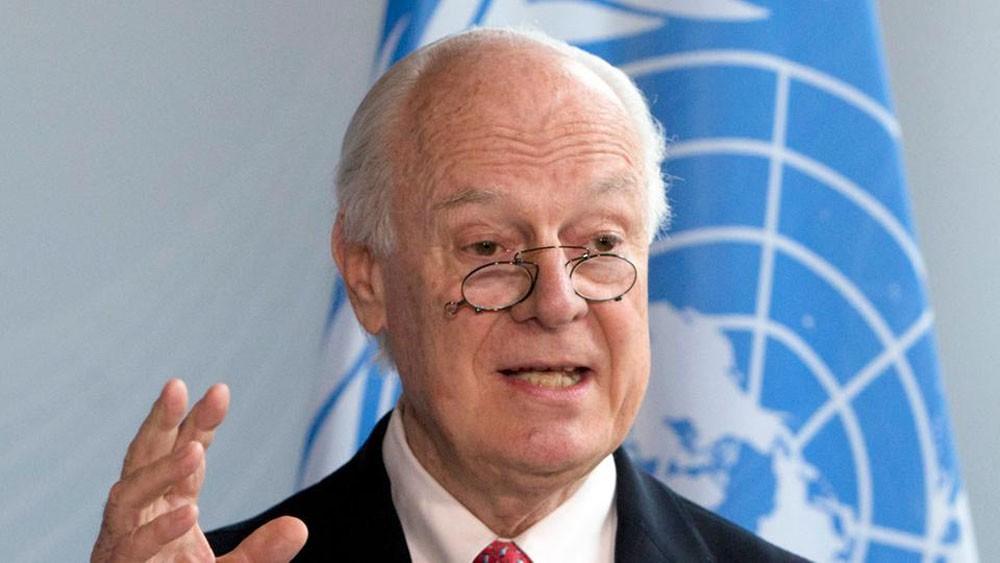 """جنيف تحتضن اجتماعاً حول """"دستور جديد لسوريا"""" في سبتمبر"""