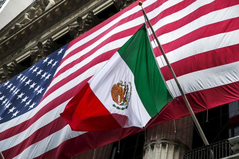 ترمب يبشر باتفاق تجاري وشيك وكبير مع المكسيك