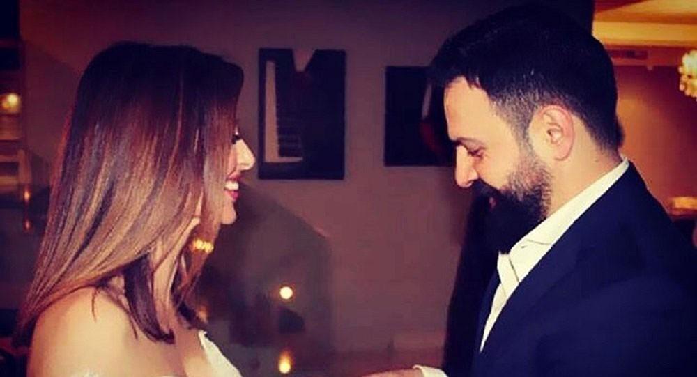 """رد تيم حسن ووفاء الكيلاني على إعلامي لبناني قال: """"زوجها مش فاضي لها"""""""