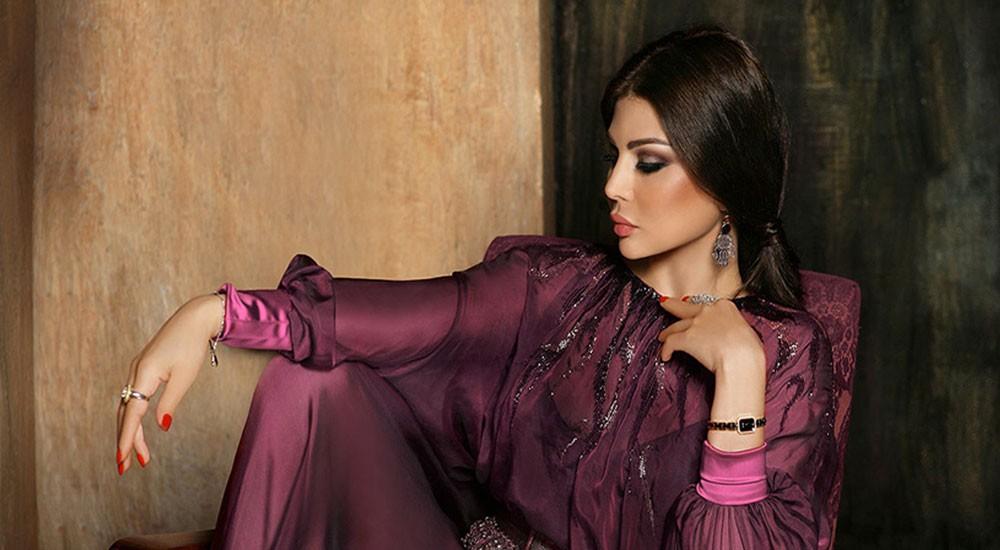 """""""صباحو ورد"""" الأغنيّة الرابعة من ألبوم هيفاء وهبي"""