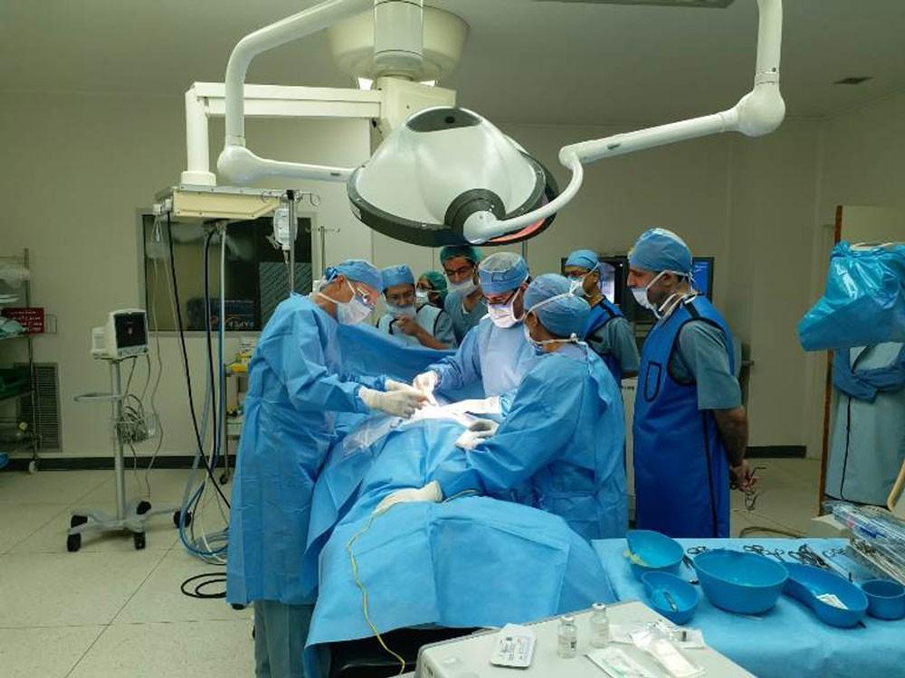 قسم التخدير بالسلمانية يستضيف البروفيسور إيريك الخبير في علاج الألم وزرع أجهزة تحفيز الحبل الشوكي
