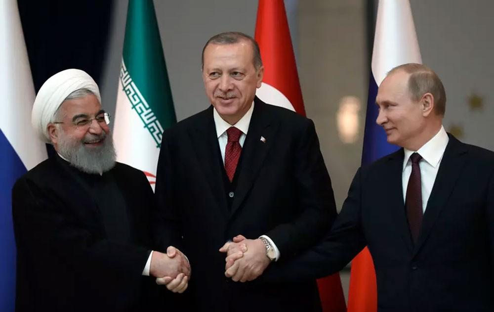 إيران تحتضن قمة ثلاثية حول سوريا مطلع سبتمبر