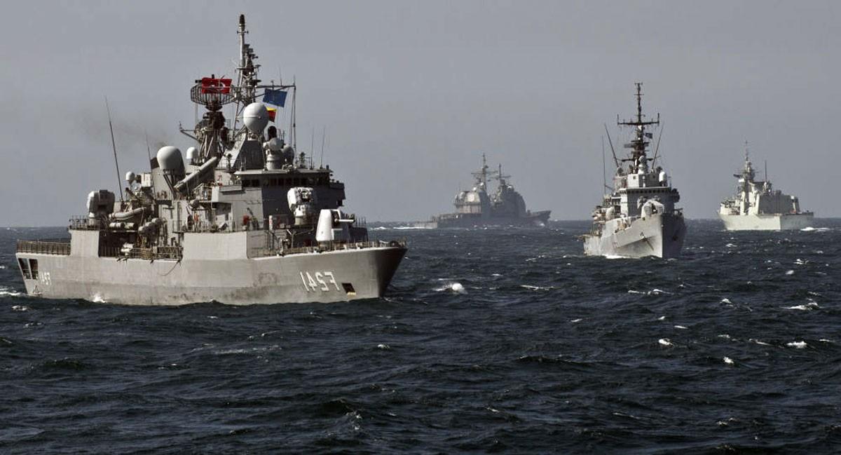 روسيا: حاملة الصواريخ الأمريكية في المتوسط يمكنها من ضرب سوريا
