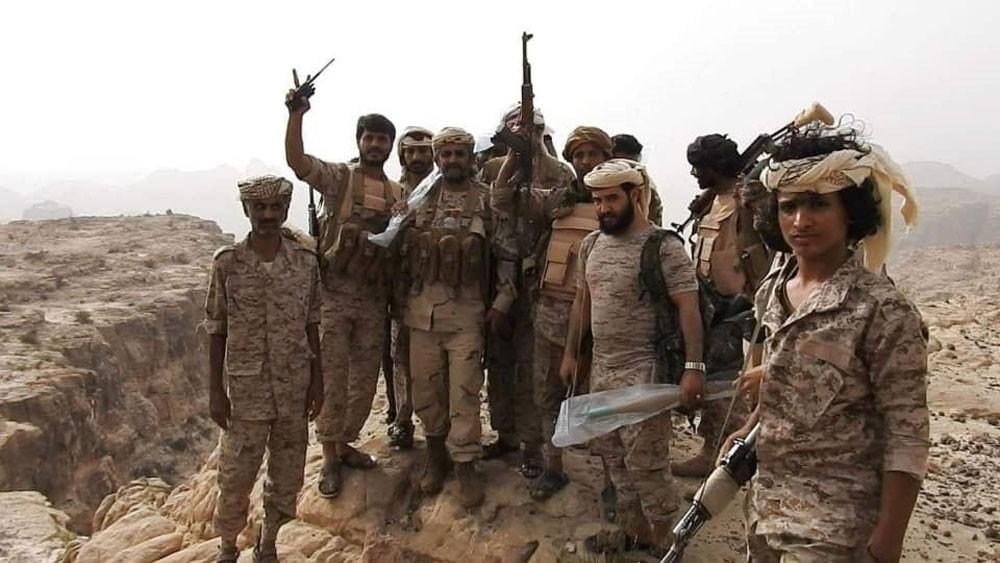 الجيش اليمني يستعيد ثاني مناطق مديرية ماوية في تعز