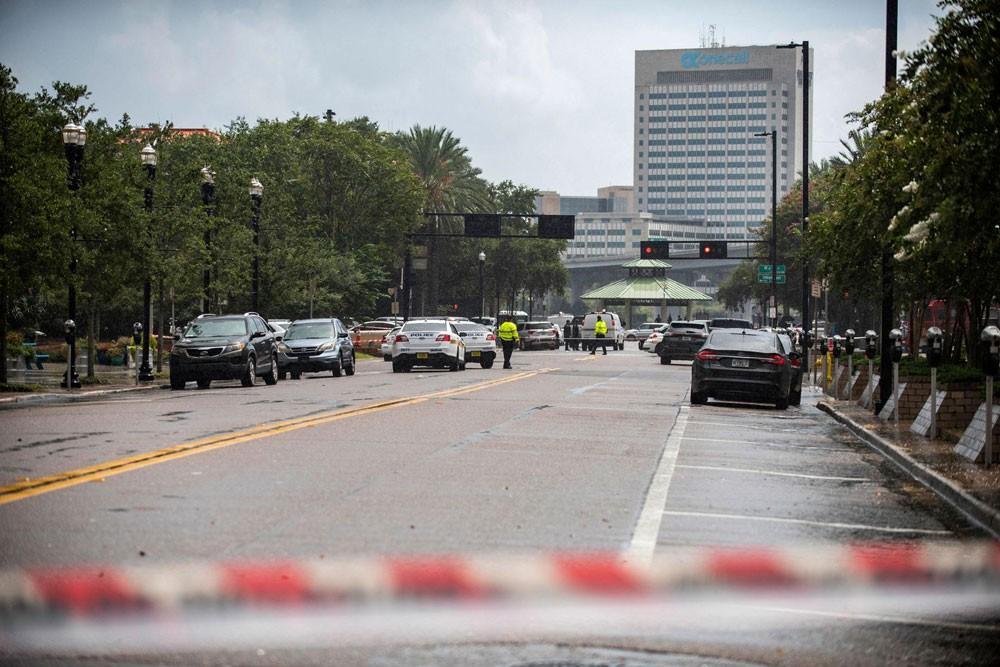 """مقتل شخصين واصابة 11 بحادثة اطلاق نار في مدينة """"جاكسونفيل"""" الامريكية"""