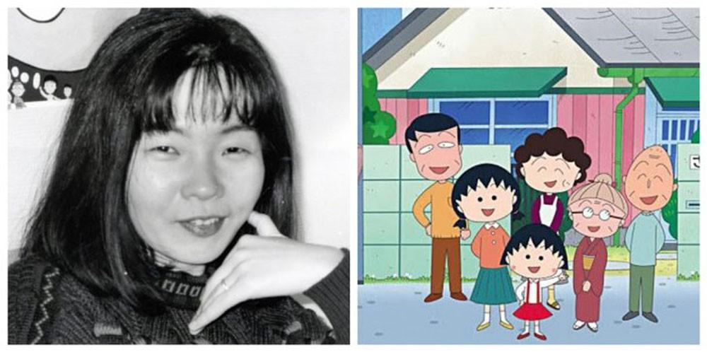 """وفاة مؤلفة المسلسل الكرتوني """"ماروكو الصغيرة"""""""