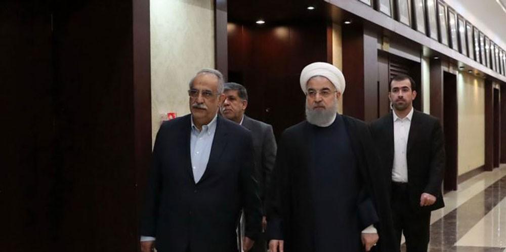 في استجواب بالبرلمان.. روحاني يؤكد تراجع ثقة الإيرانيين بالنظام
