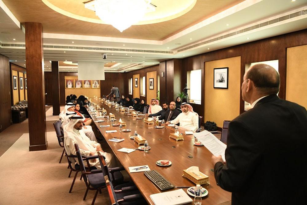 أمانة الشورى تنظم ورشة تدريبية بعنوان قواعد السلوك الوظيفي وأخلاقيات الوظيفة العامة