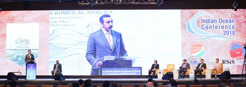 """رئيس """"دراسات"""": البحرين ترحب بشراكة الاعتدال والاستقرار والرخاء"""
