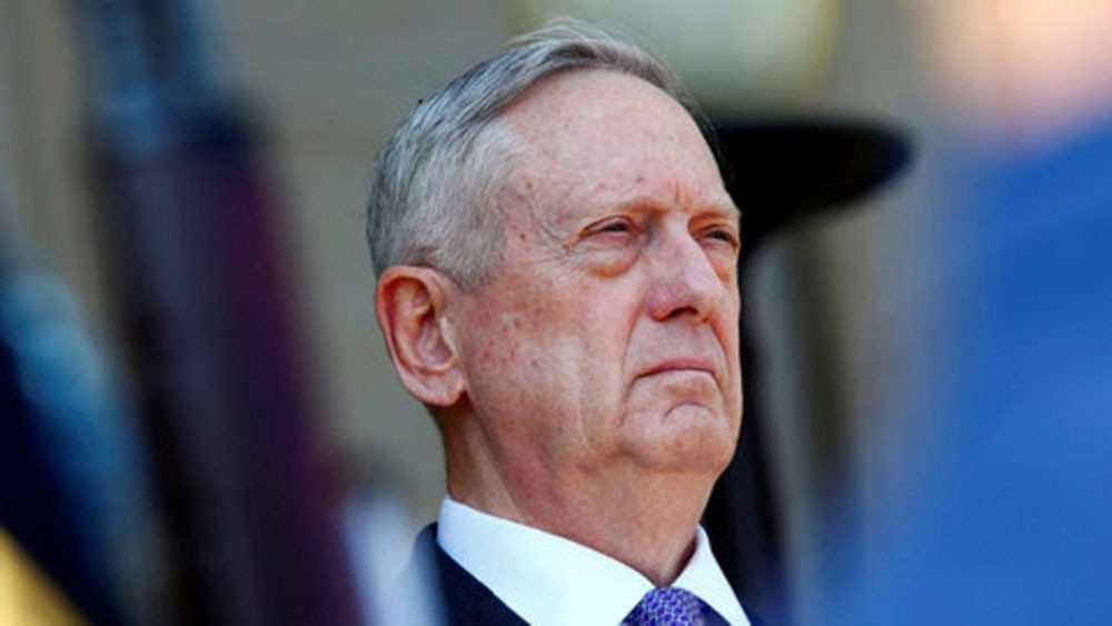 ماتيس: ندعم السعودية في الدفاع عن نفسها باليمن