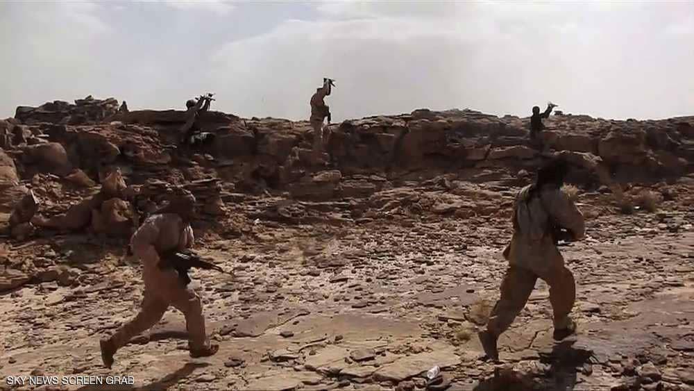 """الجيش اليمني يحرر مواقع استراتيجية في """"الشريجة"""" و""""الراهدة"""""""